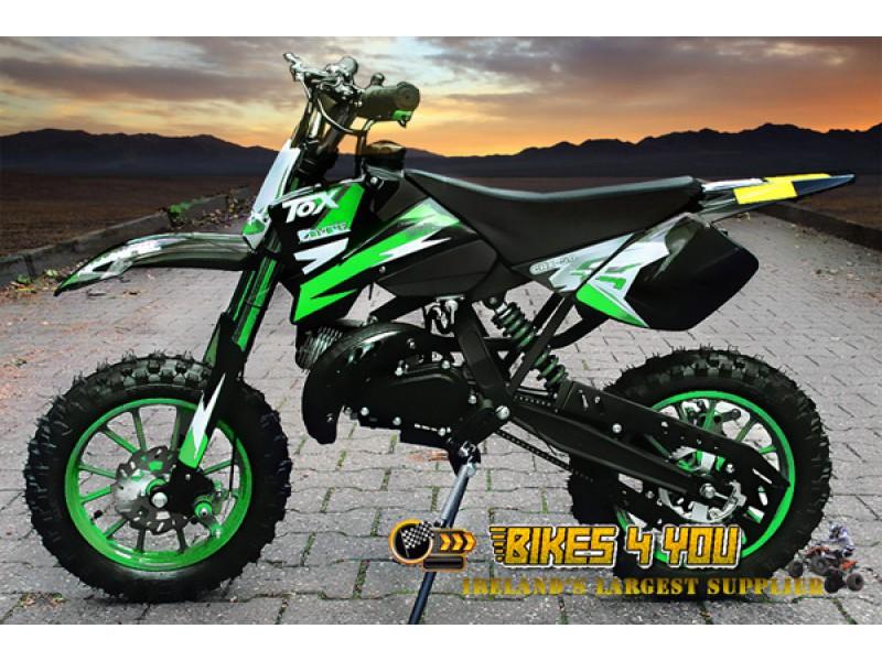подростковый Кроссовый Мотоцикл
