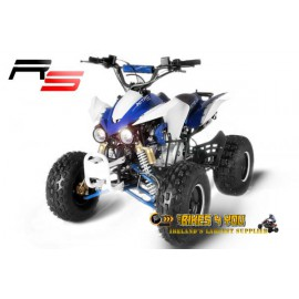 "Panthera 3G8 Light 125cc - 3 Speed Semi-Automatic + Reverse - 3x Hydraulic Disc Brakes - 8"" Wheels"