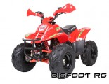 "Bigfoot - 125cc - 4 Stroke - Automatic + Reverse - 7"" Wheels - Remote Control - E-Start - Lights"