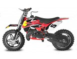 "Bull Bike 50cc Mini Scrambler - Automatic - Easy Pull Start - 10"" Wheels - Great Quality!"