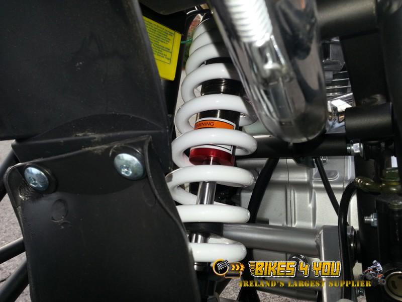 Hurricane 150cc 4 Stroke 19 16 Quot Wheels Hydraulic