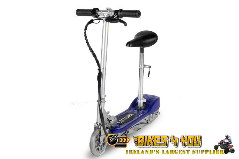 mini electric scooter 120w 24v rubber wheels. Black Bedroom Furniture Sets. Home Design Ideas