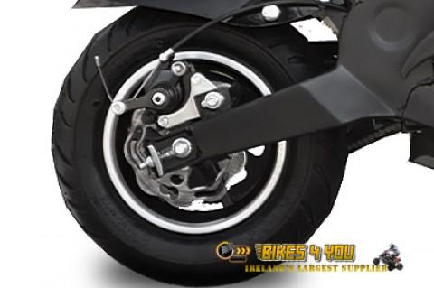 Mini Moto PS88 Sport - Sport Clutch - 15mm Carburetor Tuning