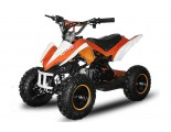 "Python 50cc - Electric Start - Automatic - 6"" Wheels - Speed Restrictor - Disc Brakes"