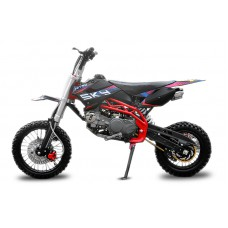 Sky 125cc Dirt Bike - 4 Stroke - 4 Gears Manual - Kick Start - Hydraulic Disc Brakes