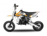 Storm 110cc Small Wheels Pit Bike - 4 Stroke - Automatic - Electric Start - Hydraulic Disc Brakes