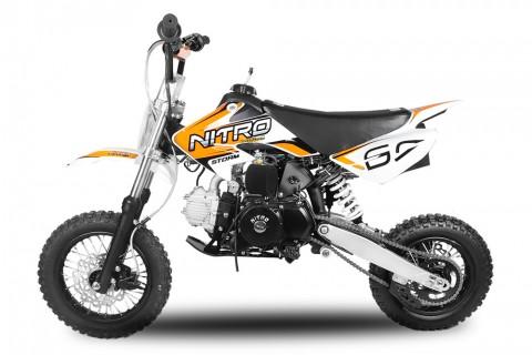 Storm 110cc Small Wheels Pit Bike - 4 Stroke - Automatic