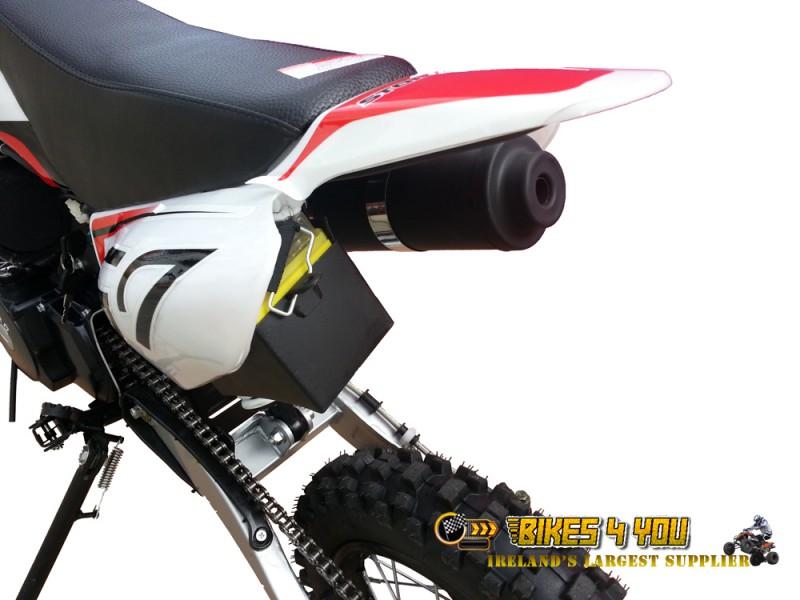Storm 110cc Pit Bike 4 Stroke Semi Automatic Kick