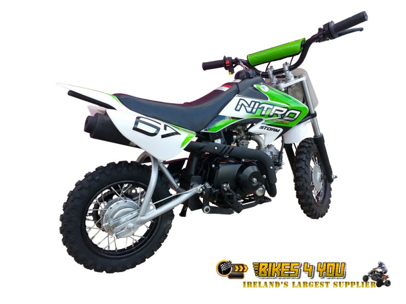 pin dirt bike 90cc bse bosuer ph 06 b roues 1010 14 on pinterest. Black Bedroom Furniture Sets. Home Design Ideas