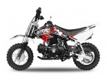 Storm V2 90cc Dirt Bike - 4 Stroke - Automatic - Electric Start - Drum Brakes - 2017 Design
