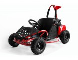"Mini Gokart 80cc - 4 Stroke - Automatic - 6"" Wheels - Adjustable Seat"