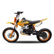 NXD 125cc Dirt Bike - 4 Stroke - 4 Gears Automatic - Electric Start - Hydraulic Disc Brakes