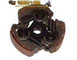 Standard clutch for 49cc air cooled engines