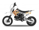 Storm 110cc Pit Bike - 4 Stroke - Semi-Automatic - Kick Start - Hydraulic Disc Brakes  - 2017 Design